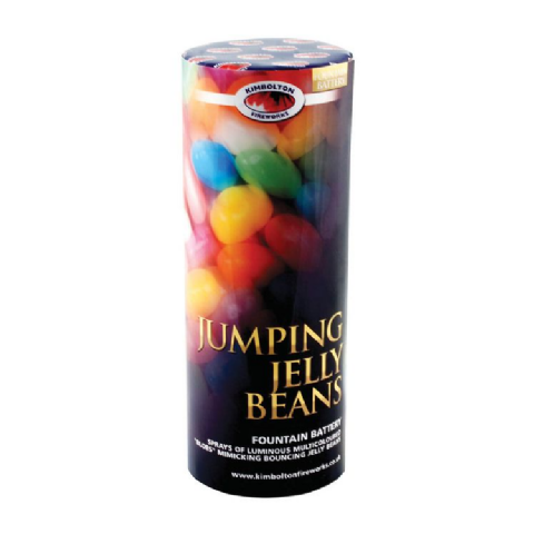 Jumping Jelly Beans (Low Noise)